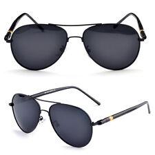 Men Women Vintage Polarized Sunglasses Driving Mirror Lens Glasses UV400 Fashion