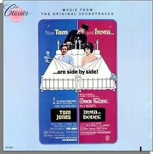 Tom Jones & Irma La Douce (1986)- New Original Soundtrack LP Record! MCA 39068