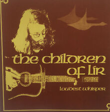 The Children of Lir - Loudest Whisper- Folk CD