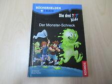 Die drei ???  Kids - DER MONSTER-SCHRECK - Bücherhelden 2. Klasse HC