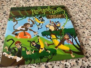 CD Promo - New York Dolls 'Dance Like A Monkey'