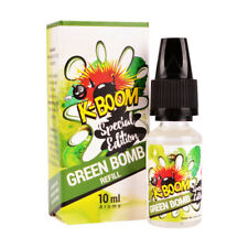 Green Bomb by K-Boom Special Edition Aroma 10ml - REFILL EDITION
