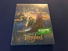 Tangled 2D/3D Limited Steelbook KE NO 4 - 0346/1300 Kimchi Lenticular Edition