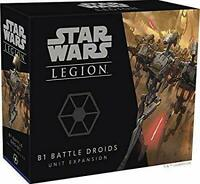 Fantasy Flight Games Star Wars Legion Clone Wars CIS B1 Battle Droids SWL49
