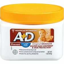 Ungüento Pomada Para Bebés Protector Irritación Dermatitis Pañal Vitaminas A D