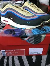Nike Air Max 97/1 Sean Wotherspoon (REAL) 100% Authentic Uk 10.5 EU 45.5 US 11.5