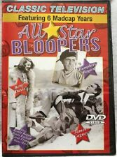 All-Star Bloopers, Featuring 6 Madcap Years (2007) WORLD SHIP AVAIL