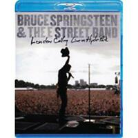 BRUCE SPRINGSTEEN LONDON CALLING LIVE IN HYDE PARK BLU-RAY ALL REGIONS NEW