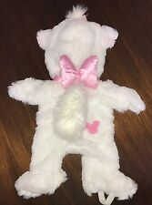 Disney Parks ShellieMay MARIE Plush Duffy Bear Kitty Cat Aristocats Costume