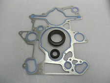 Ford 6.0 Diesel Front Engine Timing Cover Gasket Kit Set New OEM 3C3Z 6020 CA