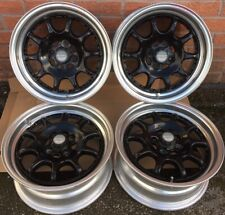 "15"" SSR Sprint Hart Competition CP 4x100 wheel rims Civic CRX Del Sol BBS VW JDM"