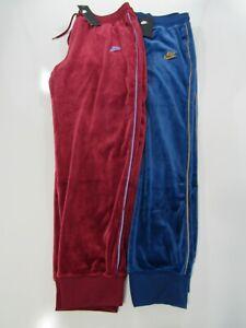 Nike Womens Heritage Velour Sweatpant Joggers BV5035 Nwt