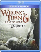 Wrong Turn 6 [Unrated Blu-ray + digital]