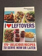 Weight Watchers I Love Leftovers 175 Delicious Recipes Cookbook 2012 Paperback