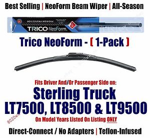 Qty Prem NeoForm Wiper fit 1999-2008 Sterling Truck LT7500, LT8500, LT9500 16200