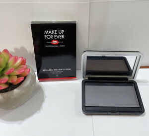 NEW  Make Up For Ever Artist Color Metal magnetic Refillable Palette XL