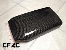 CFAC Carbon Fiber Armrest Lid Coverr FOR Mercedes Benz W215 CL500 CL600 CL55 AMG