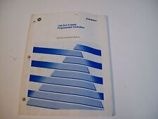 Allen-Bradley 1785-6.6.1 Plc-5 Family Programmable Controllers Manual- Free Ship