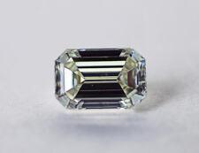 Lotes natural (Clarity Enhanced) diamante esmeralda 1.34 CT si3/h