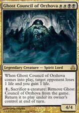 Conseil fantôme d'Orzhova - Orzhov Ghost Council - Guildpact - Magic Mtg - NM