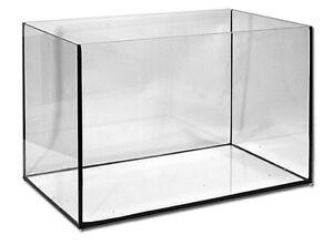 Aquarium Glas Becken 60x30x30 cm 54 Liter