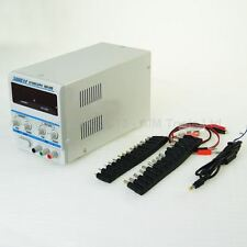 DC 0 - 30V Electronic Precision Adjustable Power Supply With Accessories