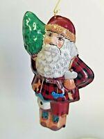Hallmark Keepsake Ornament - Woodland Santa - 1996