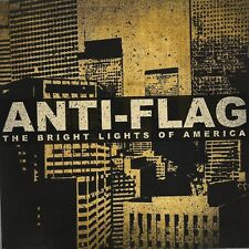 The Bright Lights of America [Promo Single] by Anti-Flag (Cd 2008) [1 trk] MINT^