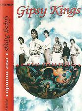GIPSY KINGS ESTE MUNDO CASSETTE ALBUM LATIN FLAMENCO COLUMBIA 1991