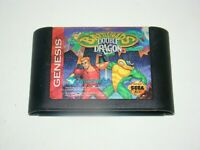Sega Genesis Battletoads Double Dragon game cartridge only, tested working
