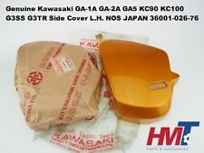 Kawasaki GA-1A GA-2A GA5 KC90 KC100 G3SS G3TR Frame Side Cover Left 36001-026-76