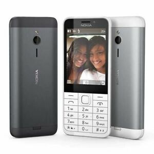 """Nokia 230 Unlocked FM MP3 Opera 2.8"""" GSM phone or BOXED UP"""