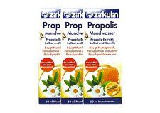 3x ZIRKULIN Propolis Mundwasser 50 ml PZN: 07112191