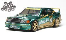 Tamiya 1:10 TT-01E Mercedes-Benz 190E Diebels Alt Zakspeed + Lager - 300058638KU