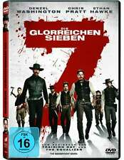 Die glorreichen Sieben - Denzel Washington - DVD