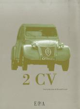 2 CV, par Reynald Lecerf, NEUF