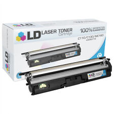 LD Compatible Okidata 44250715 HY Cyan Toner for OKI C110/C130N/MC160 MFP