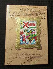 Marvel Masterworks v.1 Uncanny X-MEN 1 2 3 4 5 6 7 8 9 10 SEALED MINT J Kirby HC