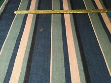 "3.5yd Lee Jofa GROUNDWORKS ""Drummond Stripe"" Linen Jute Fabric $1211 Retail! WOW"