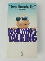 Look Whos Talking (VHS, 1992)