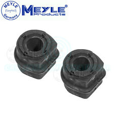 2x Meyle Anti Roll Bar Bushes Front Axle Left and Right (Outer) No: 100 615 0003