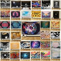 Psychedlic Hippie Mandala Tapestry Wall Hanging Home Decor Blanket Wall Tapestry