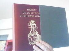 Histoire de la médecine et du livre médical à la lumière des collections de la b