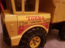 Replacement Cab Decals '82 #3900 Mighty Dump Crane Tonka Truck Waterproof Vinyl