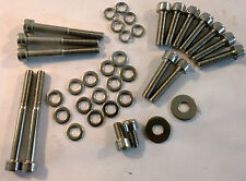 TOYOTA 3S-GTE STAINLESS STEEL CAM ROCKER COVER BOLTS CELICA GT4 MR2 TURBO
