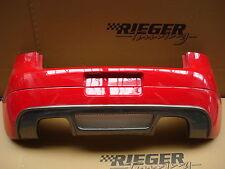 Original VW Golf 5 USA Heckschürze Heckstoßstange RIEGER Ansatz / RIEGER-Tuning