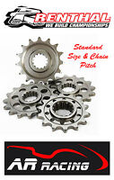 Renthal 17 T Front Sprocket 291-520-17 to fit Aprilia RS 125 1999-2005
