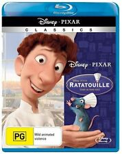 Ratatouille (Blu-ray, 2010)