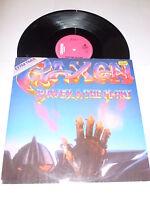 "SAXON - Power & The Glory - 1983 UK 3-track 12"" Vinyl Single"