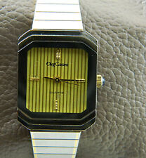 OLE CASSINI ladies watch  /HEAVY DUTY  BAND/WATER RESISTANT/NEW BATTERY